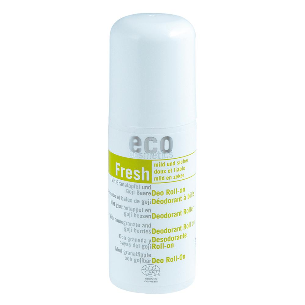 Deo Rollon ohne Aluminium von eco cosmetics.