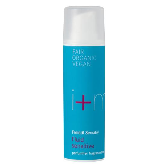 Gesichtscreme für sensible Haut.