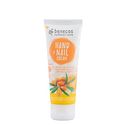 Handcreme Sanddorn und Orange.