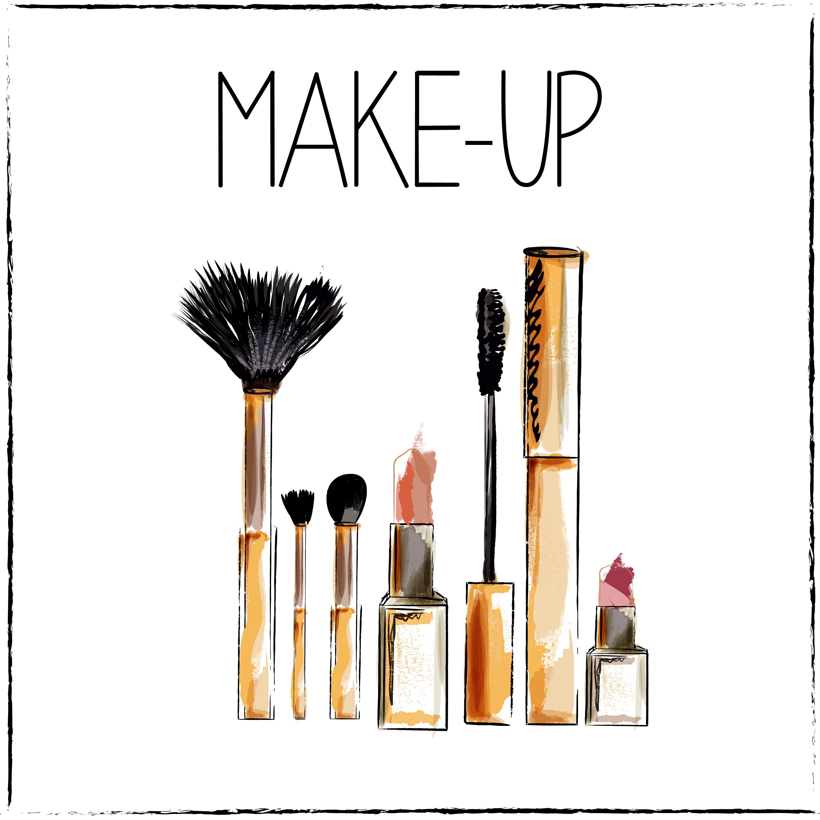Make-up Sortiment bei cosa Kosmetik.