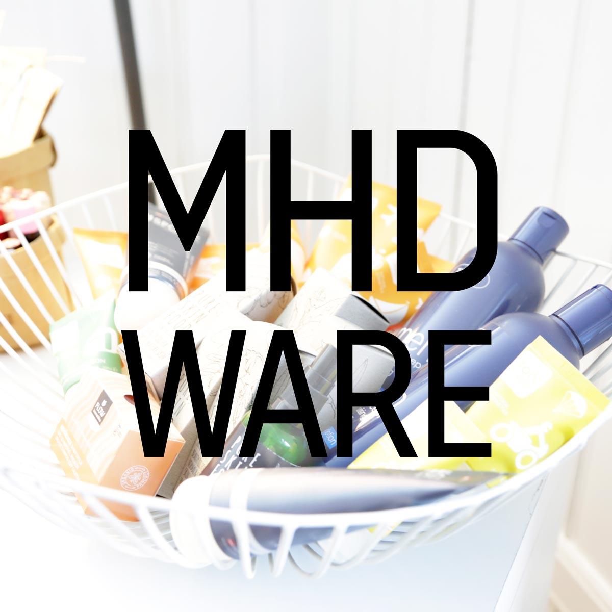 MHD-Ware ohne Tierversuche.