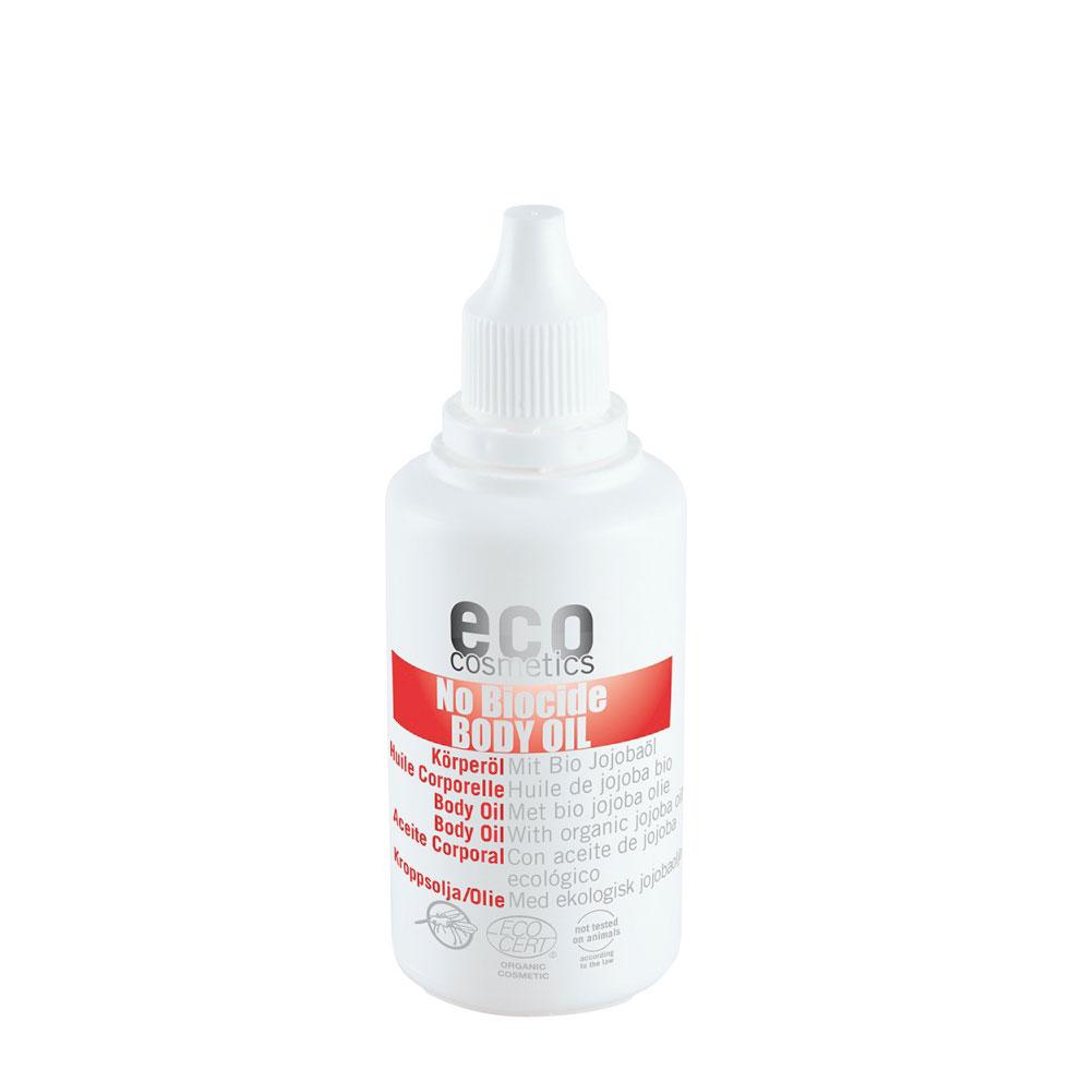 Mückenabwehrspray von eco cosmetics.