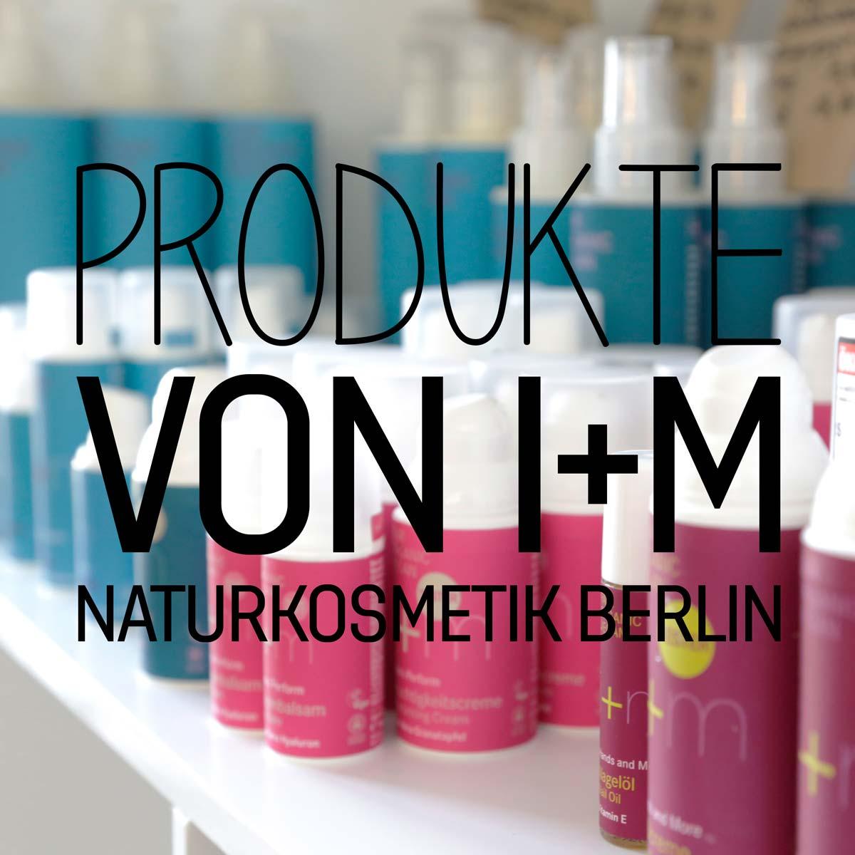 Produkte von i+m.