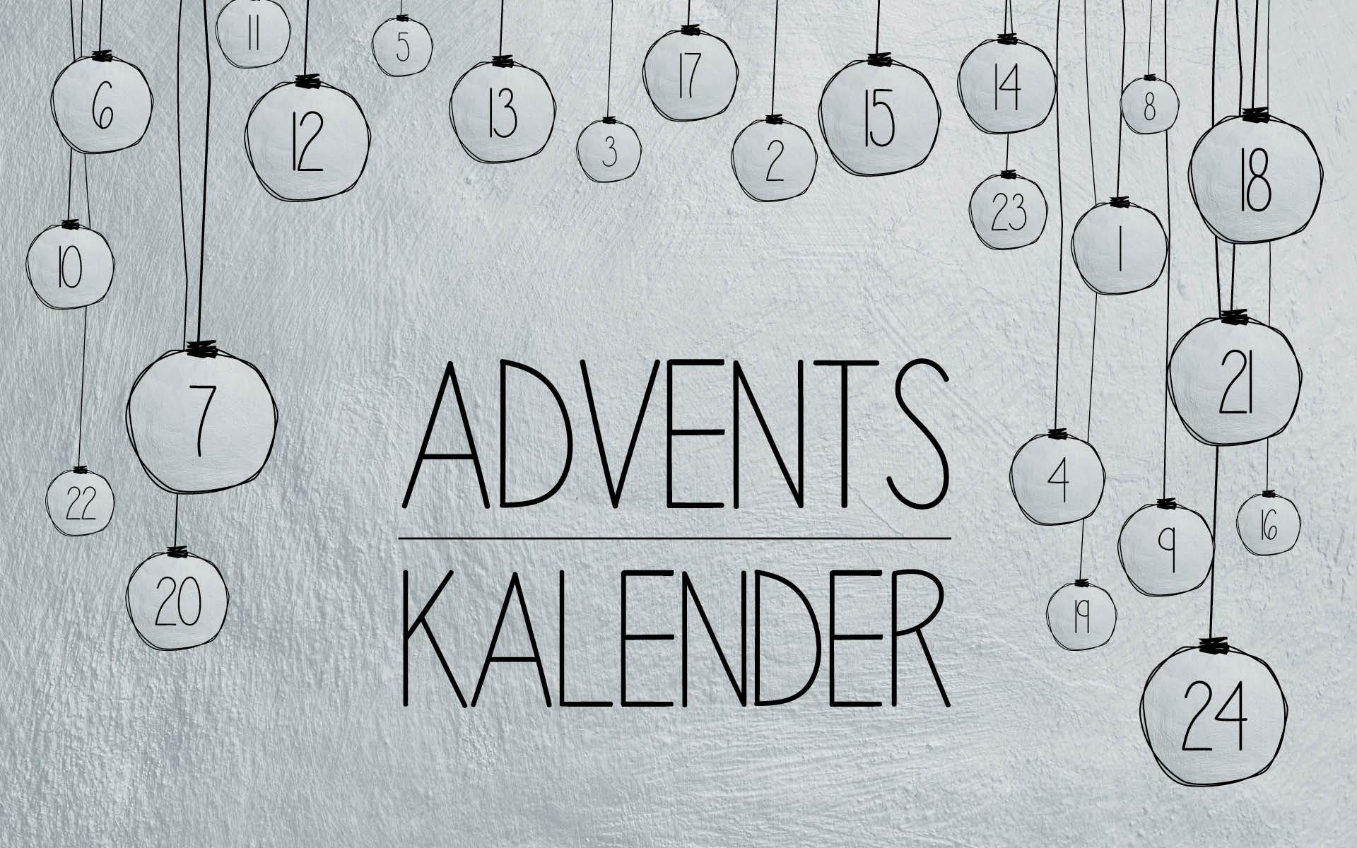 cosa-Adventskalender-Angebote: Woche 1