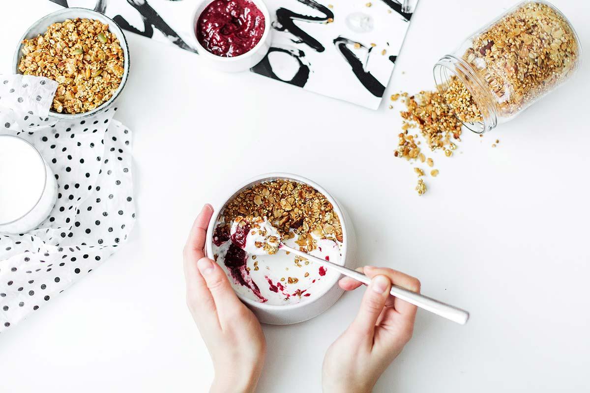 Idee zum Muttertag: gemeinsames Frühstück mit der ganzen Familie