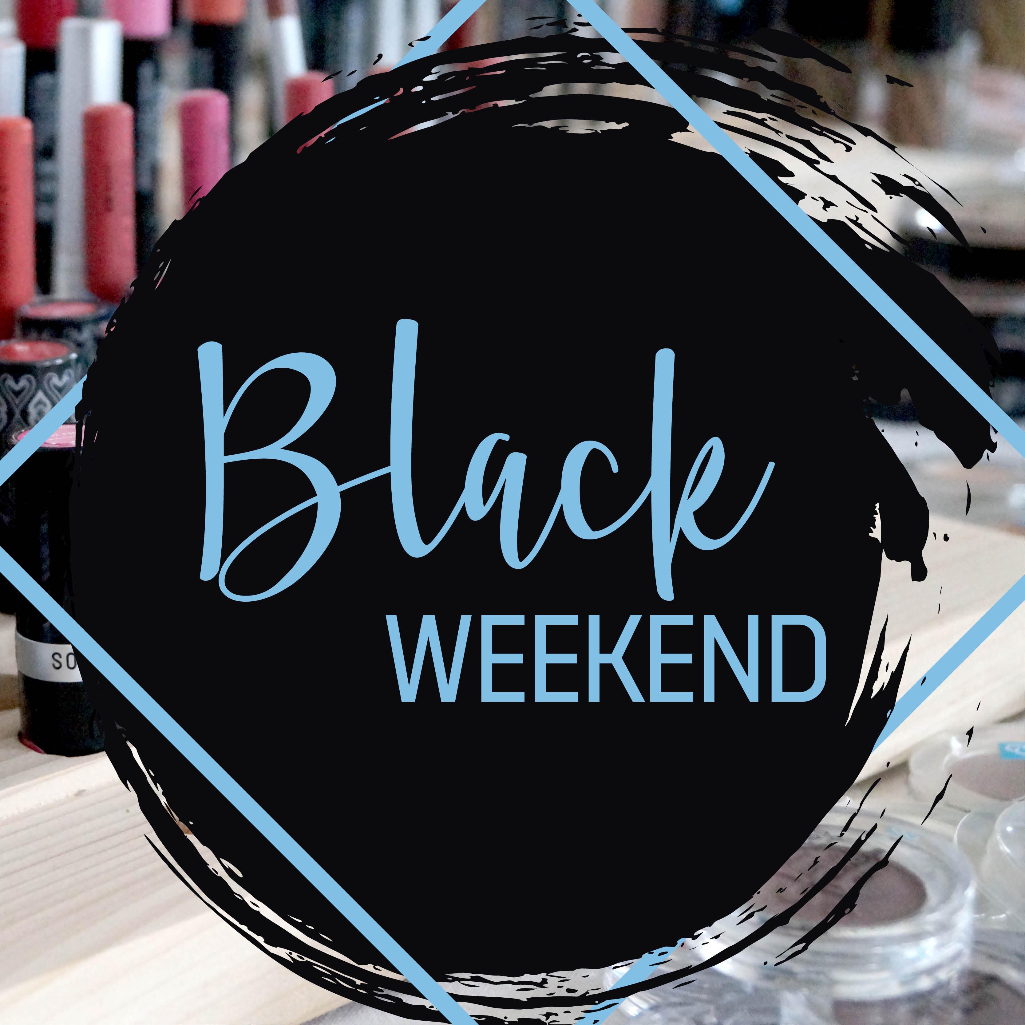 Sparen beim Black Weekend