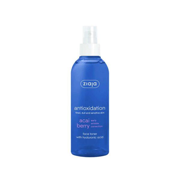 Der antioxidativer Gesichtstoner-Spray von Ziaja