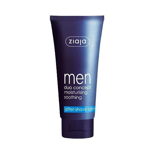 Der After-Shave-Balsam von Ziaja für normale bis trockene Männerhaut