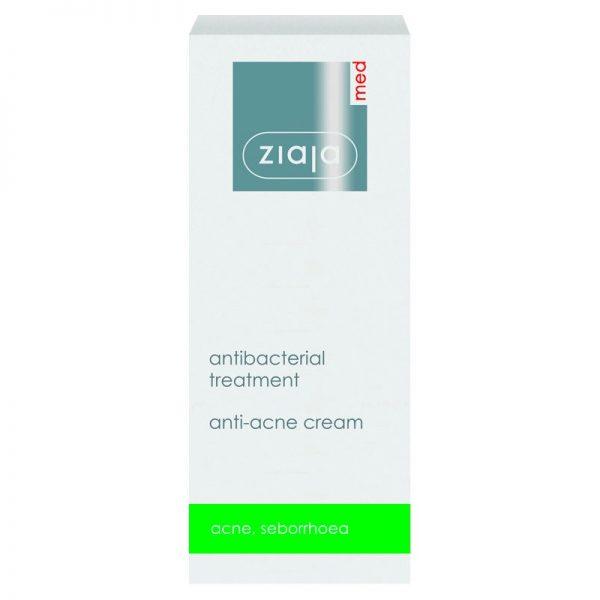 Antibakterielle Gesichtscreme für überempfindliche Haut von Ziaja