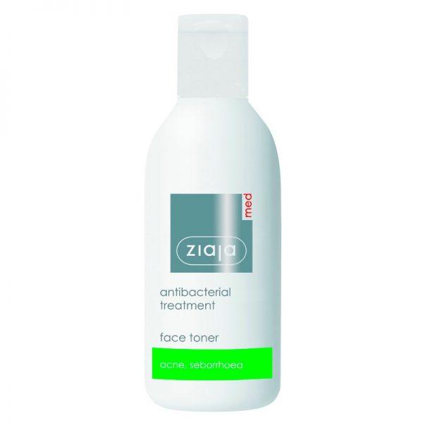 Antibakterieller Toner für Mischhaut von Ziaja