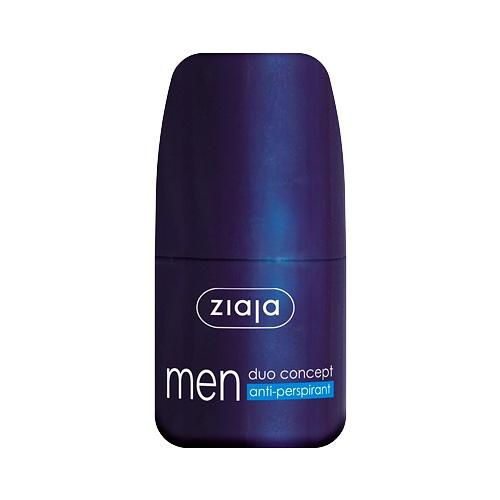 Antitranspirant ohne Parabene, Alkohol und Farbstoffe - für Männer von Ziaja