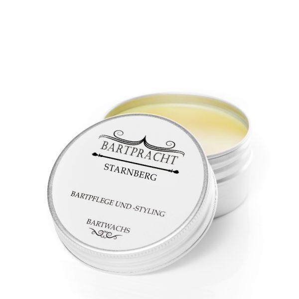 Das Bartwachs Starnberg mit elegant-herbem Duft von Bartpracht