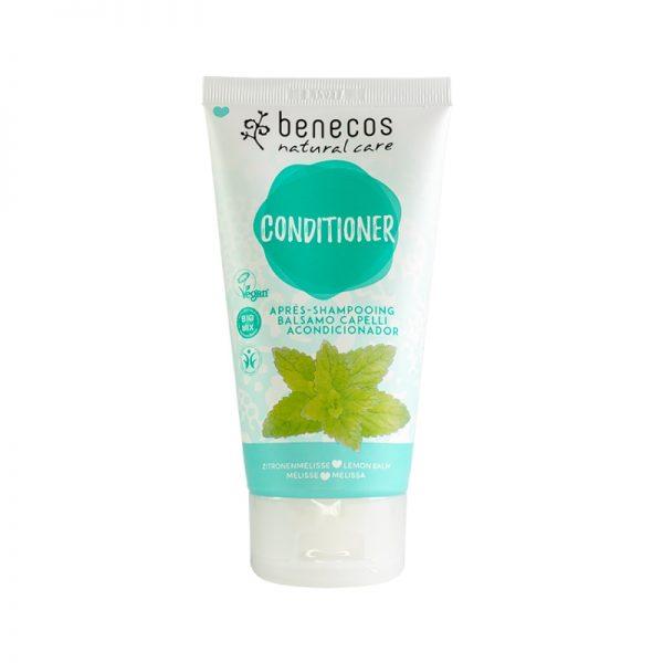 Der Naturkosmetik-Conditioner mit Zitronenmelisse von Benecos
