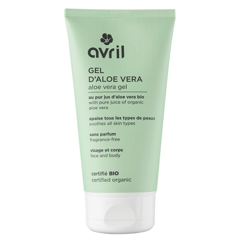Das parfümfreie Aloe Vera Gel von Avril