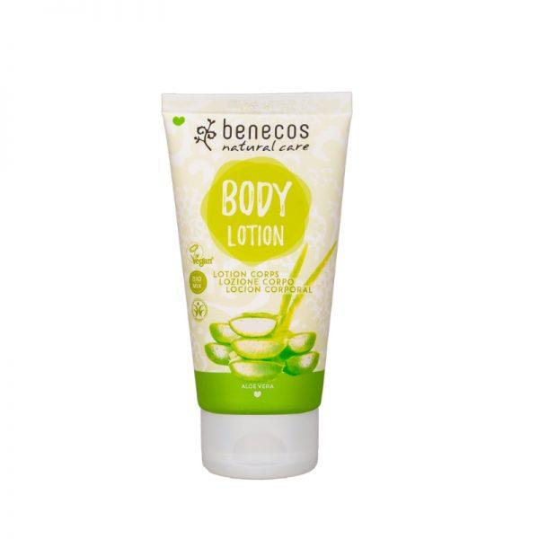 Die Naturkosmetik-Bodylotion mit Aloe Vera von Benecos