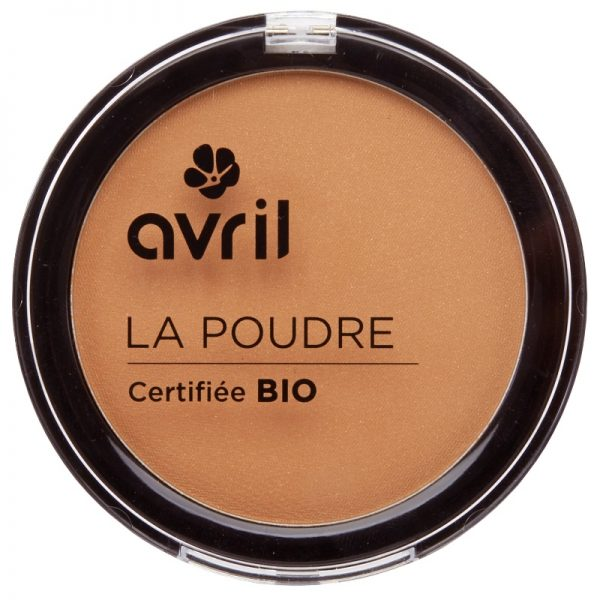 Der Bio-Bronzer in Ambrée von Avril