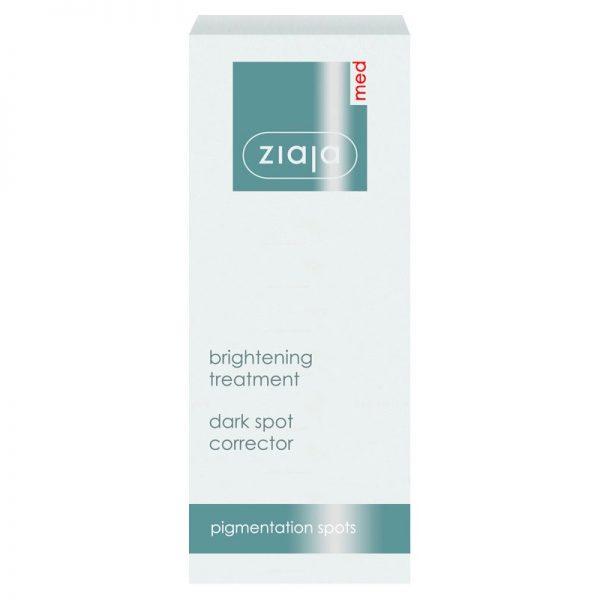 Der Dark Spot Corrector zur Behandlung von Pigmentflecken von Ziaja
