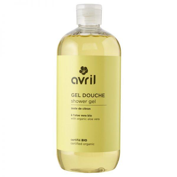 Das PH-neutrale Duschgel mit Zitronenduft von Avril