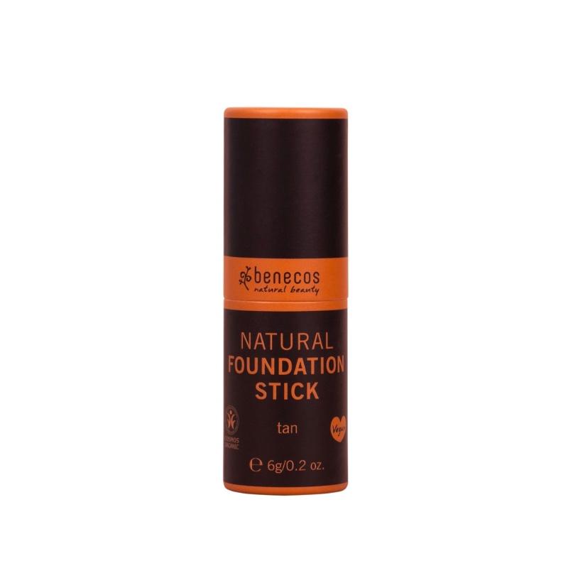 Foundation-Stick in Tan von benecos