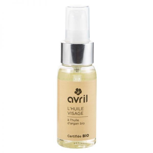 Das Gesichtsöl mit Arganöl von Avril