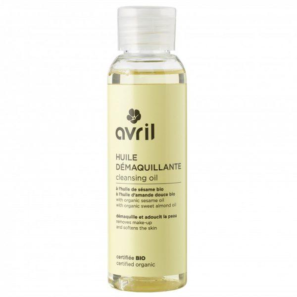 Reinigungsöl zum entfernen von Make-Up von Avril
