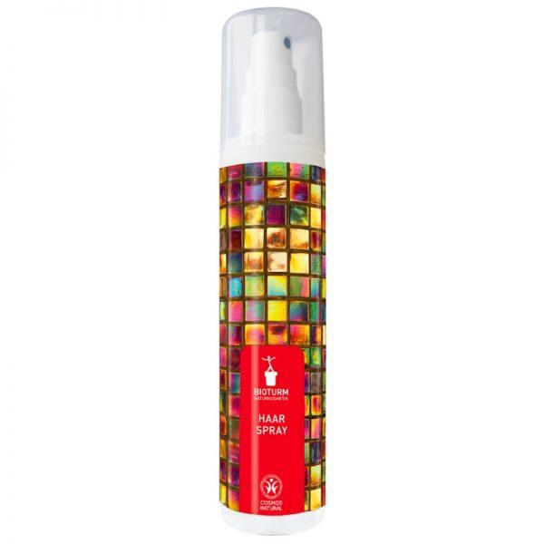 Das Haarspray ohne Schellack und Treibhausgase von Bioturm