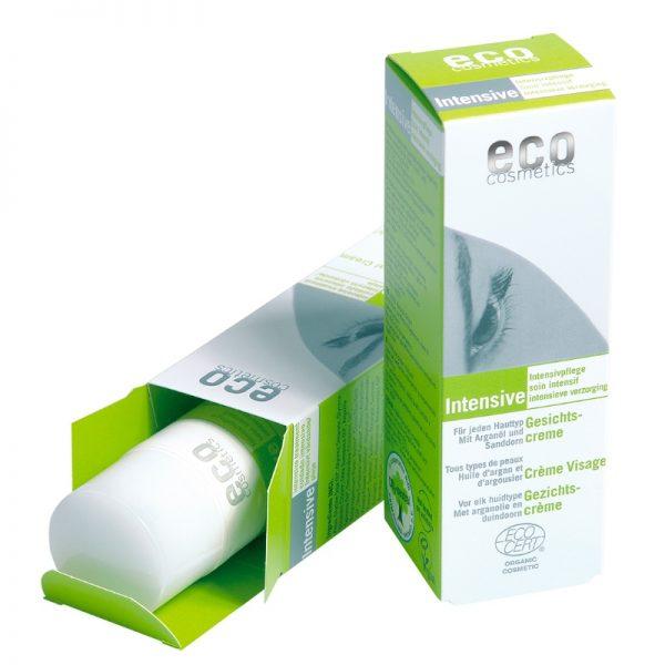 Die Intensivpflege von Eco Cosmetics