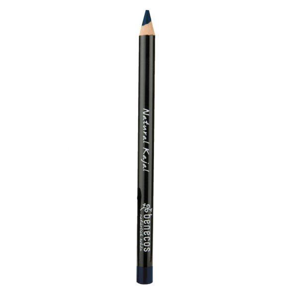 Der Augenkajalstift in Nachtblau von Benecos