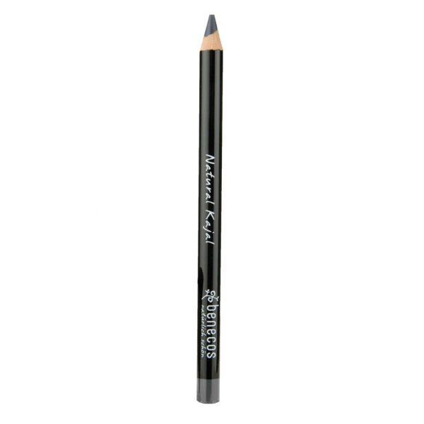 Der Augenkajalstift in Grau von Benecos