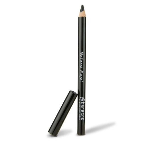 Der Augenkajalstift in Schwarz von Benecos