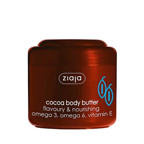 Die Kakaobutter Bodybutter von Ziaja