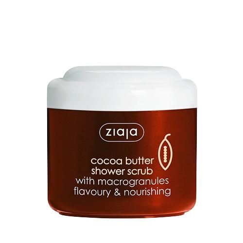 Das Kakaobutter-Duschpeeling von Ziaja