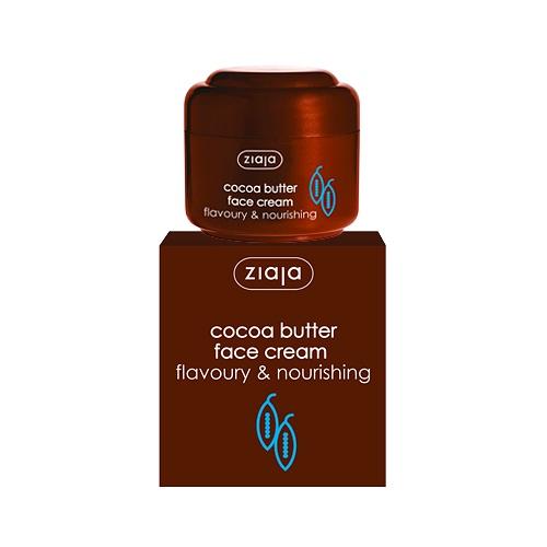 Die Kakaobutter Gesichtscreme von Ziaja