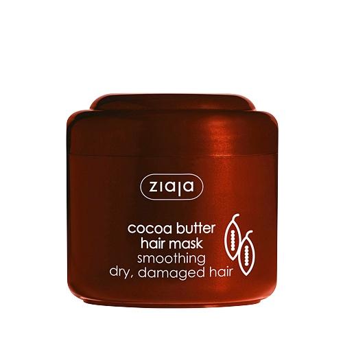 Die Kakaobutter Haarmaske von Ziaja