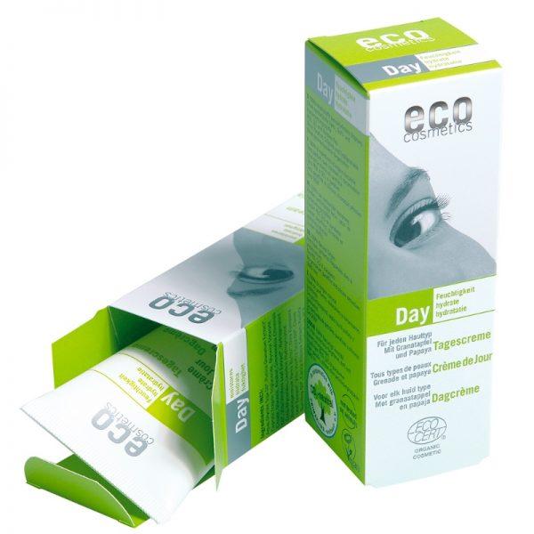 Die leichte Tagescreme von Eco Cosmetics