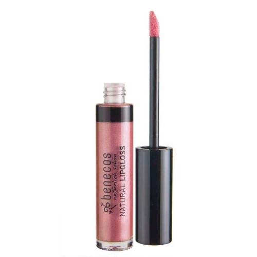 """Der pflegende Lipgloss in """"Rosé"""" von Benecos"""
