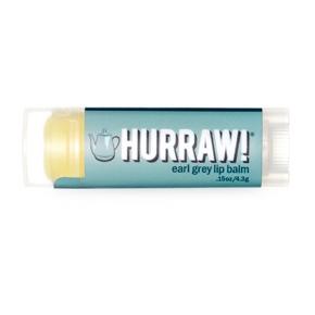 Lippenbalsam mit Earl Grey-Geschmack von Hurraw!
