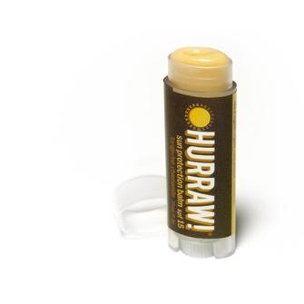 Lippenbalsam mit Lichtschutzfaktor 15 von Hurraw!