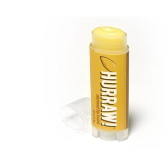 Lippenbalsam mit Mandelgeschmack von Hurraw!