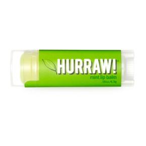 Lippenbalsam mit Minzgeschmack von Hurraw!