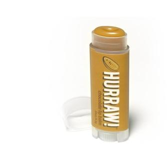 Lippenbalsam mit Schokoladengeschmack von Hurraw!