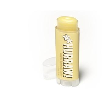 Der natürliche Lippenbalsam mit Vanillegeschmack von Hurraw!