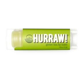 Lippenbalsam mit grünem Tee von Hurraw!