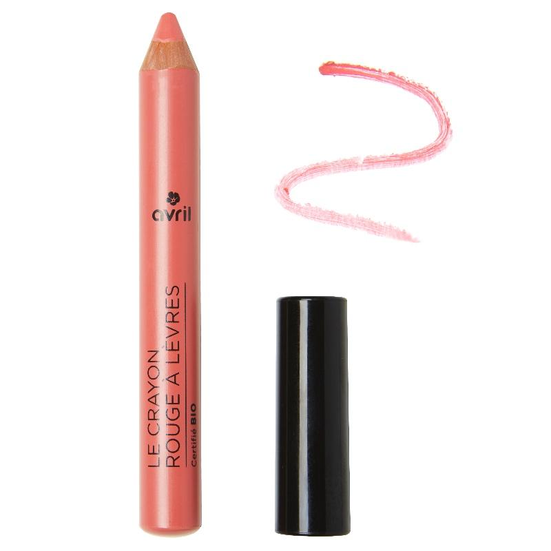 Der matte Jumbo-Lippenstift in Bois de Rose von Avril