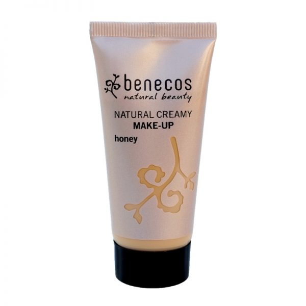 Das Creme-Make-Up in Honey von Benecos