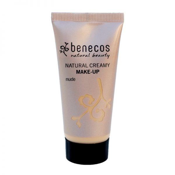 Das Creme-Make-Up in Nude von Benecos