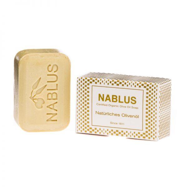 Seife mit natürlichem Olivenöl von Nablus