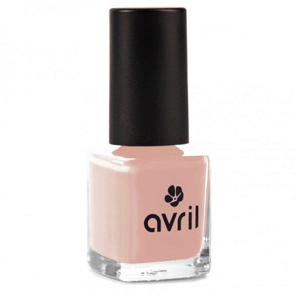 Der langanhaltende Nagellack in einem femininen Rosa von Avril