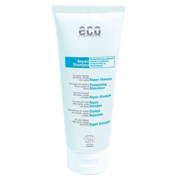 Das revitalisierende Repairshampoo von eco cosmetics