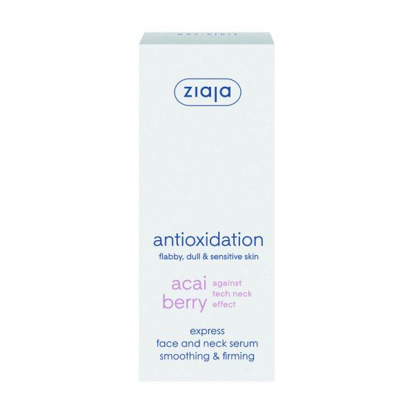 Das antioxidative Gesichts- und Halsserum von Ziaja